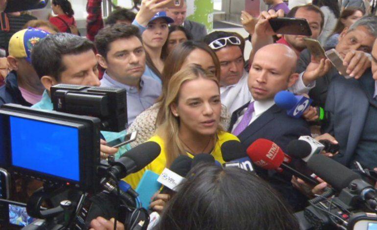 Lilian Tintori es expulsada de Ecuador por Rafael Correa