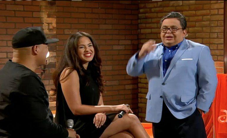 La hija de Manolín el Médico de la salsa hace su debut musical