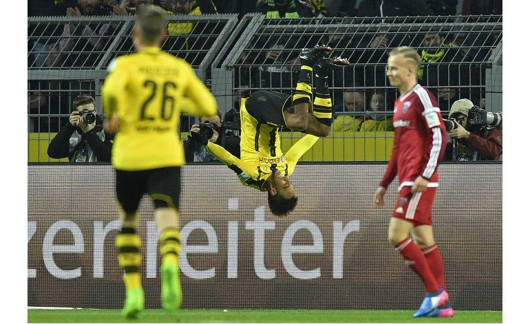 Dortmund se impone 1-0 a Ingolstadt  en la Bundesliga