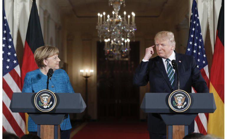 Trump se deslinda de fricción diplomática con Gran Bretaña
