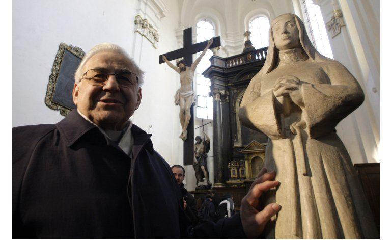 Fallece sacerdote clandestino bajo el comunismo checoslovaco