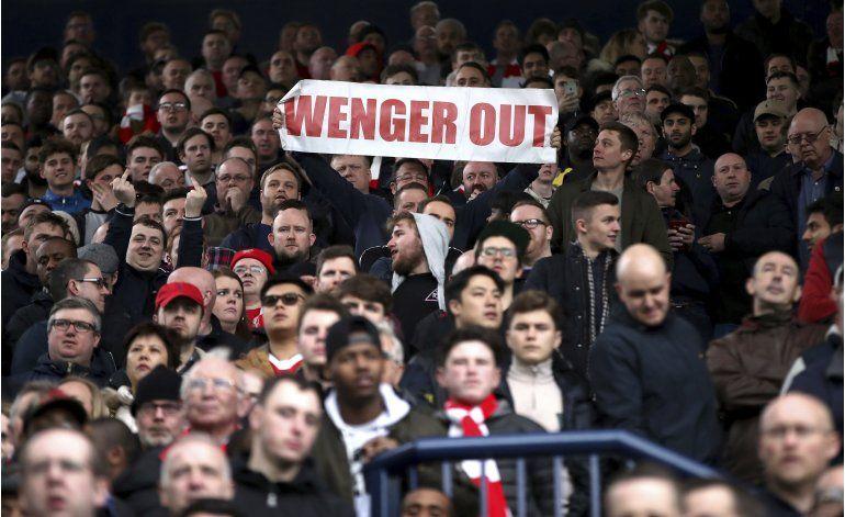Arsenal sufre otro revés, peligran puestos europeos