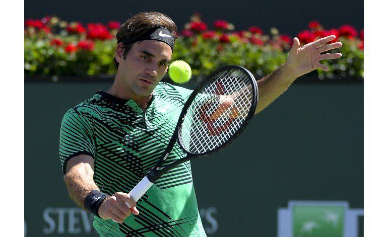 Federer y Wawrinka disputarán la  final de Indian Wells