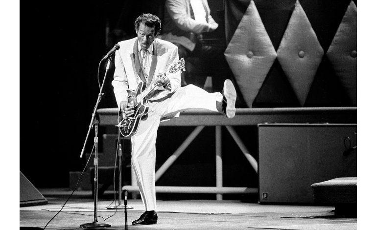 Fallece la leyenda del rock n roll Chuck Berry
