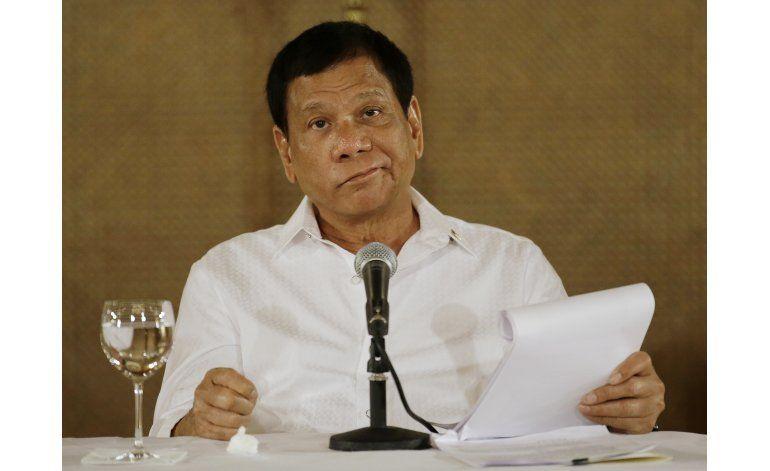 Filipinas parece solicitar ayuda frente a avances de China