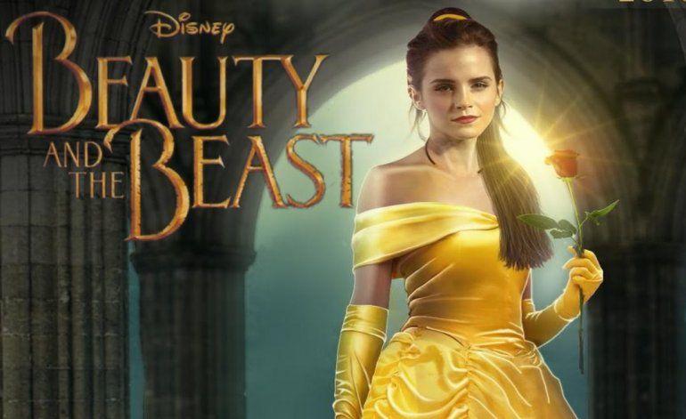 La bella y la bestia debuta en primer lugar de taquilla