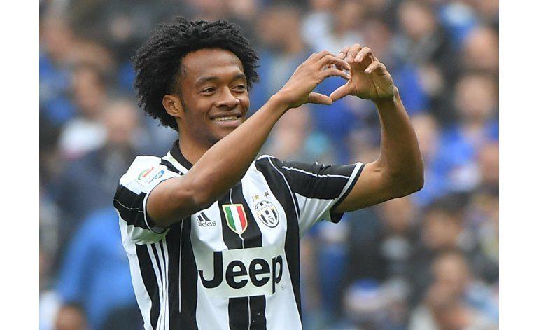Juventus gana en Sampdoria, pero pierde a Dybala