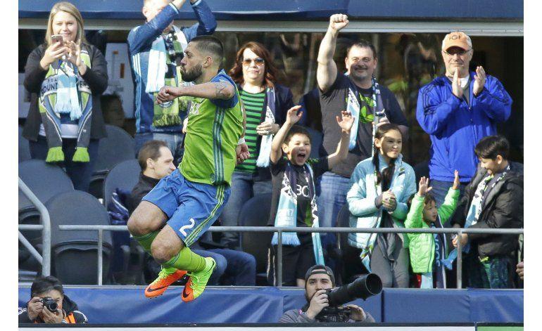 Seattle celebra título de MLS con victoria sobre Red Bulls