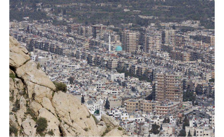 Ejército recupera zonas de Damasco tomadas por los rebeldes