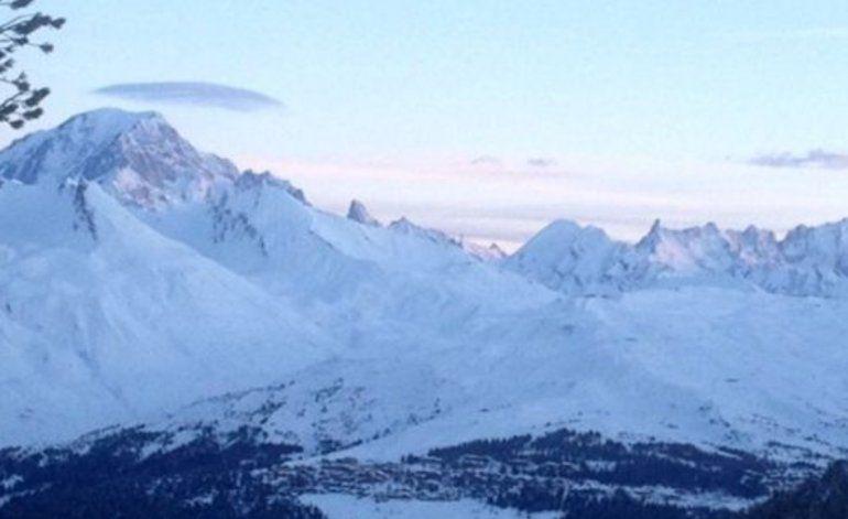 Por qué en los Alpes franceses no se puede respirar (y no es por falta de oxígeno)