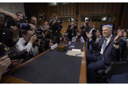 nominado de trump para el supremo reitera su compromiso para actuar de manera imparcial