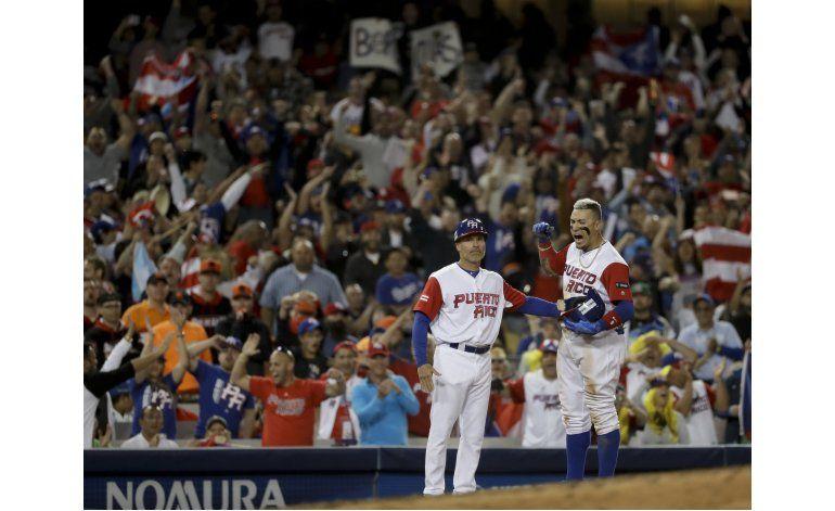 Puerto Rico, otra vez finalista del Clásico