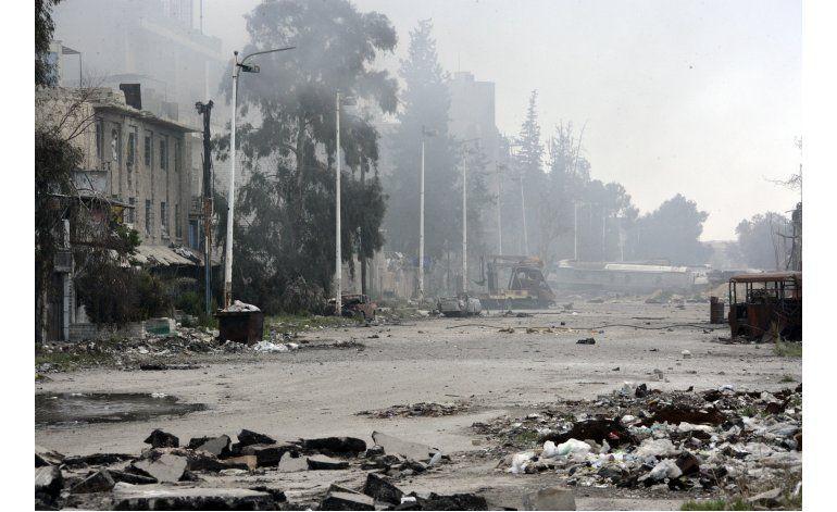 Ejército sirio lanza ofensiva tras ataque rebelde en Damasco