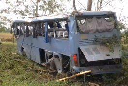 al menos 16 muertos en accidentes de transito en cuba en dos meses