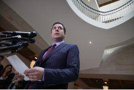 legislador: espionaje a trump pudo darse por accidente