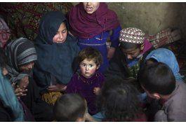 ong: millones de ninos afganos no van a la escuela
