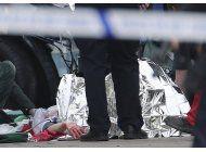 la policia detiene a siete personas tras ataque en londres