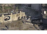 tropas sirias sitian bastion de estado islamico en el norte