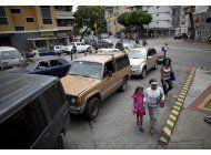 se acentua el desabastecimiento de gasolina en venezuela