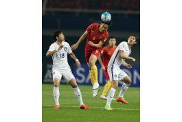 china vence 1-0 a surcorea en eliminatorias mundialistas