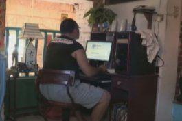 cubanos se quejan del servicio de internet en los hogares