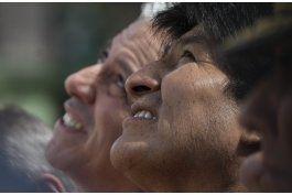 evo morales confronta a chile por altercado fronterizo