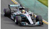 Hamilton lidera las prácticas para el GP de Australia