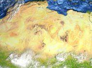 como era el sahara antes de convertirse en uno de los mayores desiertos del planeta