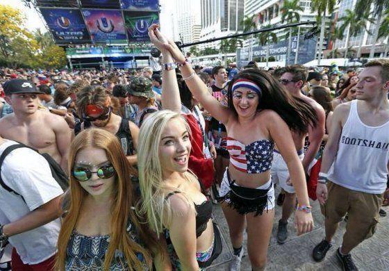 Festival Ultra de vuelta a Miami con música electrónica y mucha congestión en el tráfico