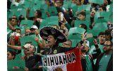 México y Chicharito bajan a Costa Rica del liderato