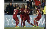 EEUU revive con goleada 6-0 ante Honduras