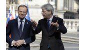 Líderes UE acuden a conmemorar el 60 aniversario del bloque