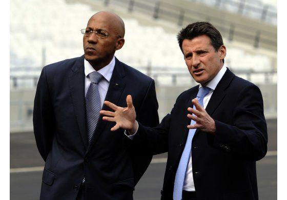 Fredericks deja funciones en el IAAF, pero sigue en Consejo