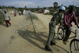 milicia congolena decapita a 42 policias