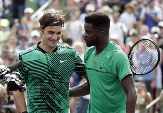 Del Potro gana y se cita con Federer en el Abierto de Miami