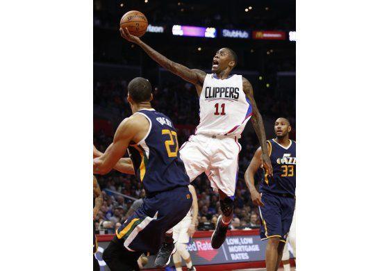 Clippers aseguran pase a playoffs con victoria ante Utah