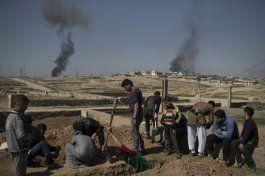 eeuu reconoce ataque aereo contra mosul, en irak