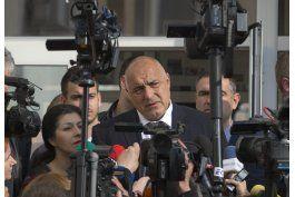 bulgaria: partido de ex primer ministro va ganando