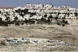 lider colono: asentamientos israelies son irreversibles