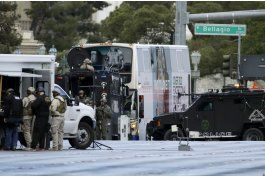 policia: tiroteo en las vegas, sin una razon aparente