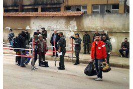 siria: combatientes frenan ofensiva cerca de presa de tabqa
