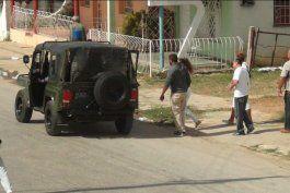 arrestos en toda cuba para impedir asistencia a misa dominical