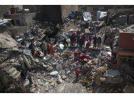 activistas: coalicion no esta protegiendo a civiles en mosul
