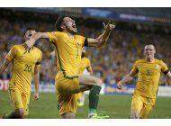 australia, japon y corea del sur ganan en eliminatorias