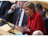 parlamento de escocia avala referendum independentista