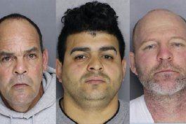 arrestados tres cubanos en pensilvania por trafico de marihuana