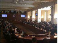 consejo permanente de la oea evalua la situacion de venezuela pese a la negativa de nicolas maduro
