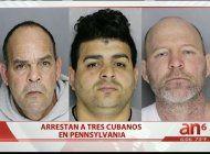 arrestados cubanos en pensilvania por trafico de marihuana