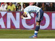 sin messi, argentina cae 2-0 ante bolivia en la paz