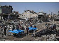 irak: eeuu niega relajar reglas para evitar muertes civiles